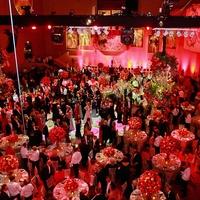 285 The crowd and venue Houston Grand Opera Ball April 2015