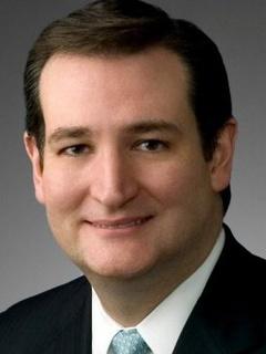 Ted Cruz sworn in