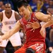 Jeremy Lin Thunder