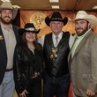 News, Champagne Cowgirls, Gregg Ring, Ellie Francisco, March 2014