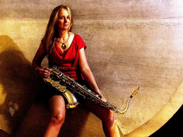 Chris Becker, Rare Birds, Alisha Pattillo, jazz saxophonist