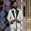 82 Jared Leto Golden Globes fashion January 2015