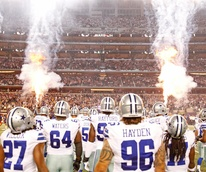 Dallas Cowboys at AT&T Stadium
