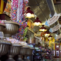 Where to Shop in February Austin Big Top Candy Shop