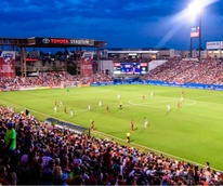 Toyota Stadium Frisco