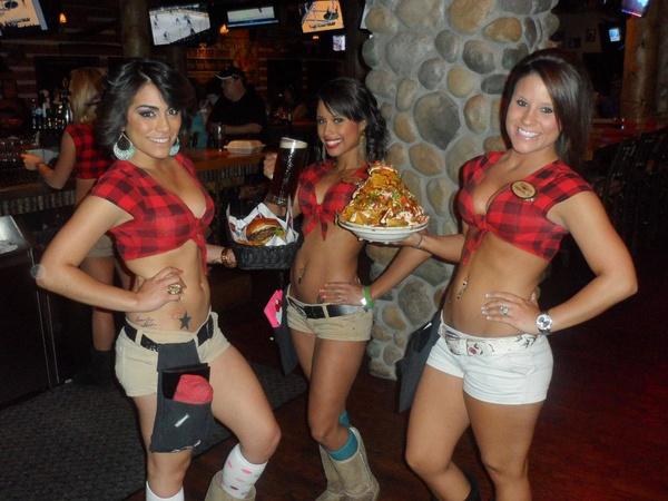 Girls twin peaks