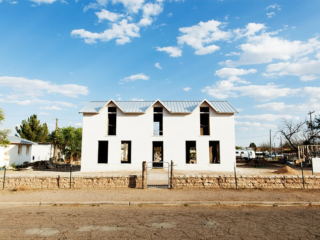 Collie House in Marfa