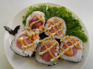 Austin Photo: Places_Food_sushi_a_go_go_roll