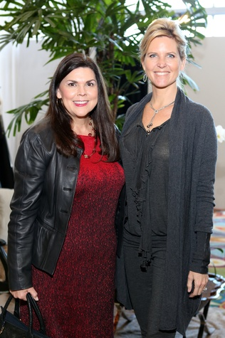 News, Shelby, Angels of Hope luncheon, Dec. 2014, Lesha Elsenbrook, Ashley Birdwell