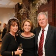 Angie Forester, from left, with Beth and Gerald Eaton at the Thomas Markle Jewelers grand opening at Gateway Memorial City December 2014