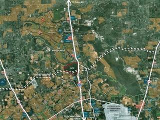 News_Springwoods Village_map