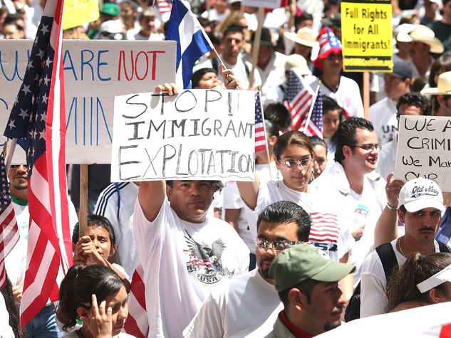 Illegal Latino Immigrants