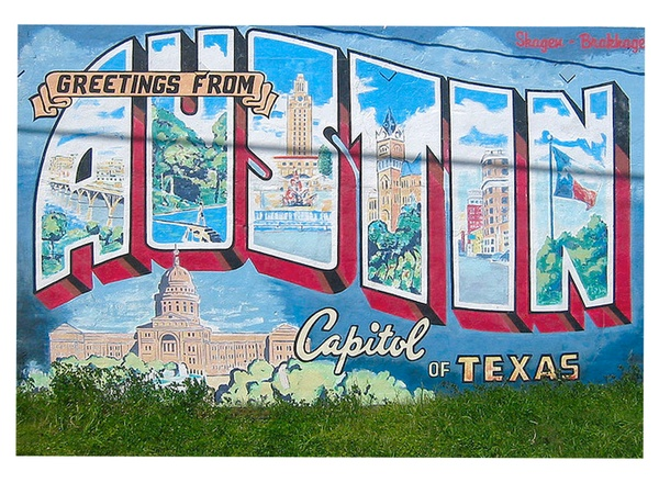 Community kicks off fundraising campaign to save iconic for Austin mural location