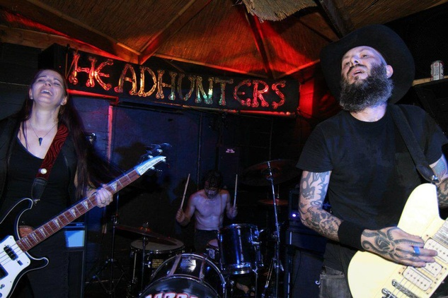 Austin Photo Set: News_Chad_spike tv_headhunters_brixton_dec 2012_1