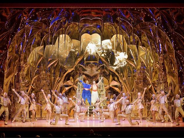 Aladdin national tour