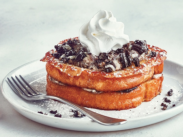 If you're hooked on OREOS, and breakfast, this IHOP dish ...