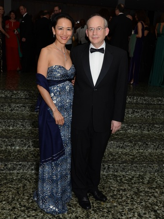 12, Islamic World gala, January 2013, Y. Ping Sun, David Leebron