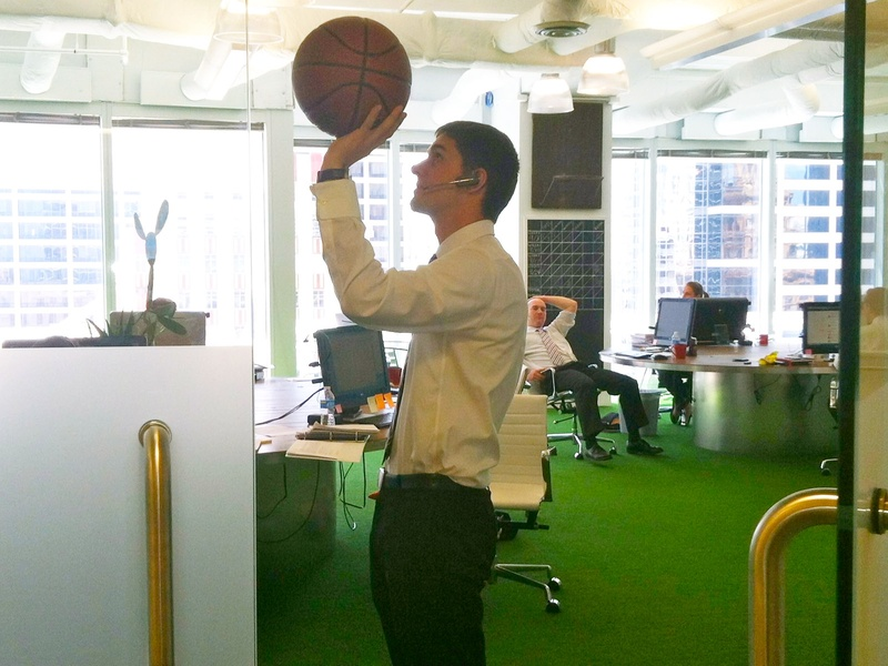 Spencer Ogden office, man with basketball.JPG