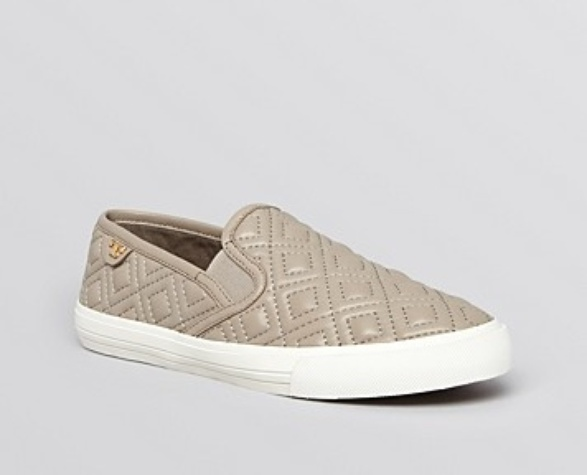 Tory Burch flat slip on sneakers