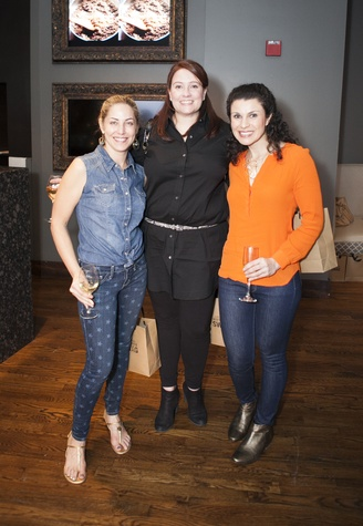 Rachel Himmelhoch, Kerrie Coughlin, Monica Berry, culturemap social dallas, the woolworth