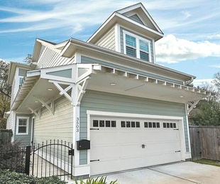 Houston real estate townhome Independence Heights