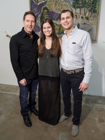 Mike Master, Mackenzie Moussa, Austin Lewis, redefine preview party