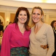 7 Christina Sacco, left, and Paula Paine at the The Center Luncheon February 2015