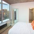 Skyhouse Dallas bedroom