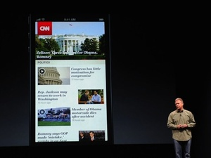 iPhone 5, announcement, Philip Schiller, September 2012