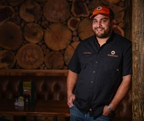 Arash Kharat Beaver's chef