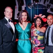 35 Todd and Marisa Womble, from left, and Reena and Suchit Majmudar at the Mercury Baroque Gala March 2014