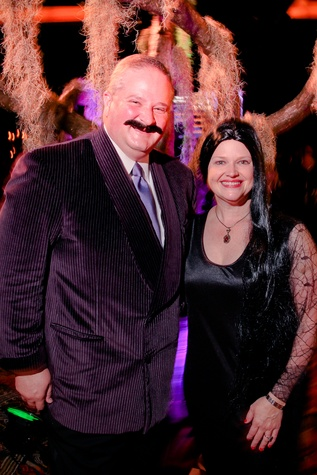 17 Greg and Beth Looser at the Ronald McDonald House Houston Boo Ball October 2014