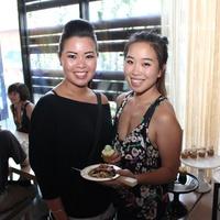Curry Crawl, Olivia Nguyen, Christine Nguyen, June 2012