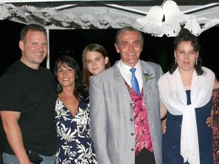 Michelle Fletcher and Brynn Fletcher's wedding