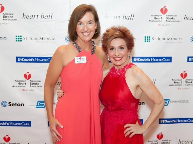 American Heart Association_Austin Heart Ball_Ann Jerome_Gayle Stallings_2015