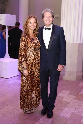 SPA Gala, April 2016, Judy McCartney, Jimmy McCartney
