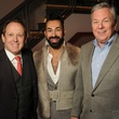 Heart of Fashion guests group: Franco Valor, Fady ARmanious and Norman Lewis