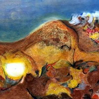"Archway Gallery presents Becky Soria: ""Landscapes of the Goddess Within"" opening reception"