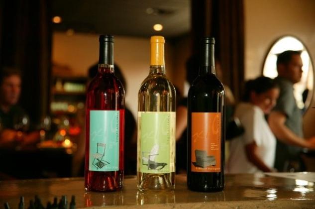 Wine at Times Ten Cellars in Dallas