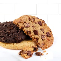 Houston, Wendy's cookies, November 2013