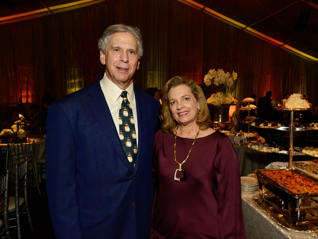 17 Jimmy and Nancy Gordon at the Texas Children's Ambassadors Holiday Party December 2013