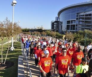 2014 Houston Heart and Stroke Walk