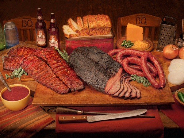 Marcy, Super Bowl food, January 2013, Goode Company, sausage, barbecue, bread, Party Pack
