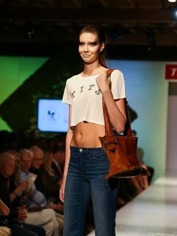 Tribeza Fashion Show 2015 at Brazos Hall Kiki Nass