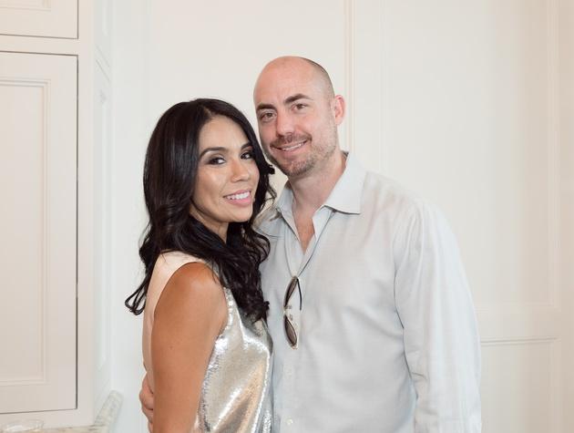 Houston, Carnegie Homes event, July 2017, Vanessa Chavez, Charlie Kriegel