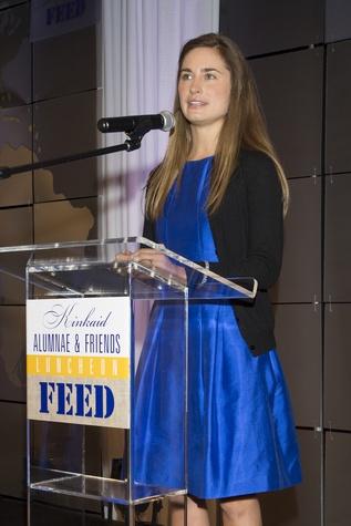 9345 Lauren Bush Lauren at The Kinkaid School Alumni luncheon March 2015