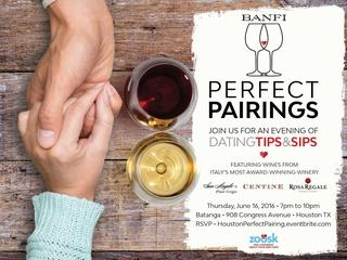 Banfi Wines presents Perfect Pairing