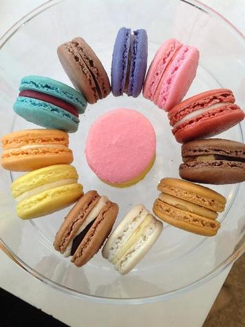 Petite Sweets, macarons
