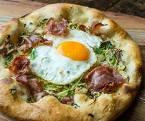 Cannon + Belle pizza