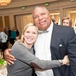 10 Lee Woodruff and Charles Davis at the Aphasia Recovery Center luncheon March 2014